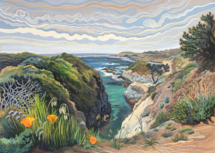 China Cove, Point Lobos