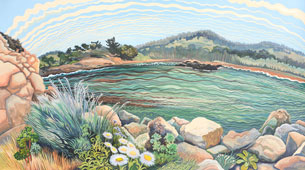 Sand Hill Cove, Point Lobos